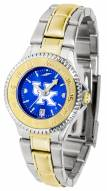 Kentucky Wildcats Competitor Two-Tone AnoChrome Women's Watch