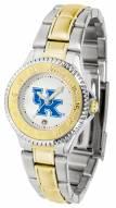 Kentucky Wildcats Competitor Two-Tone Women's Watch