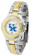 Kentucky Wildcats Competitor Two-Tone Women's Watch