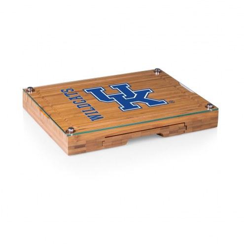 Kentucky Wildcats Concerto Bamboo Cutting Board