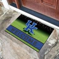 Kentucky Wildcats Crumb Rubber Door Mat