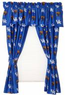 Kentucky Wildcats Curtains