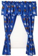 Kentucky Wildcats Curtains
