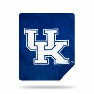 Kentucky Wildcats Denali Sliver Knit Throw Blanket