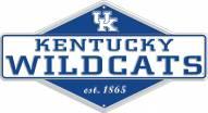 Kentucky Wildcats Diamond Panel Metal Sign