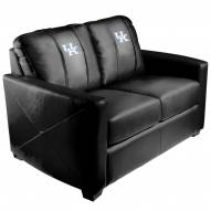 Kentucky Wildcats XZipit Silver Loveseat