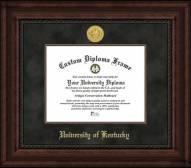 Kentucky Wildcats Executive Diploma Frame