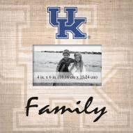Kentucky Wildcats Family Picture Frame