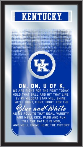 Kentucky Wildcats Fight Song Mirror