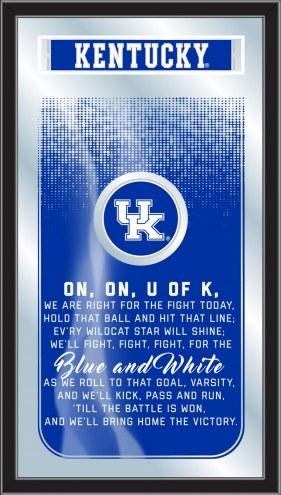 Kentucky Wildcats Fight Song Mirror
