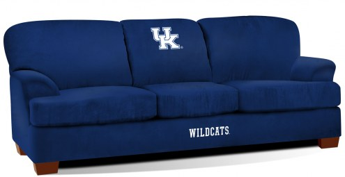 Kentucky Wildcats First Team Microfiber Sofa