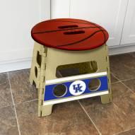 Kentucky Wildcats Folding Step Stool