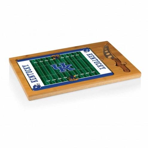 Kentucky Wildcats Football Icon Cutting Board
