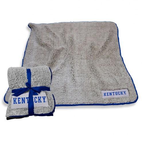 Kentucky Wildcats Frosty Fleece Blanket