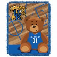 Kentucky Wildcats Fullback Baby Blanket