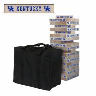 Kentucky Wildcats Giant Wooden Tumble Tower Game