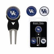 Kentucky Wildcats Golf Divot Tool Pack