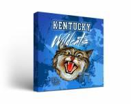 Kentucky Wildcats Guy Harvey Canvas Wall Art