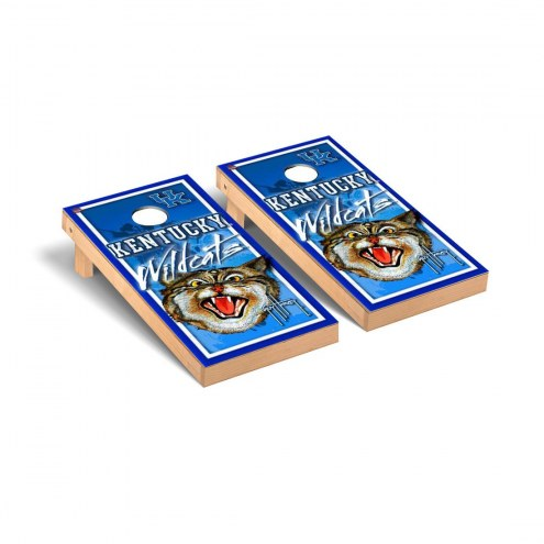 Kentucky Wildcats Guy Harvey Cornhole Game Set