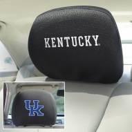 Kentucky Wildcats Headrest Covers