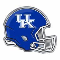 Kentucky Wildcats Helmet Car Emblem