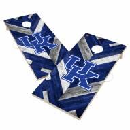 Kentucky Wildcats Herringbone Cornhole Game Set