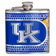 Kentucky Wildcats Hi-Def Stainless Steel Flask