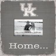 Kentucky Wildcats Home Picture Frame