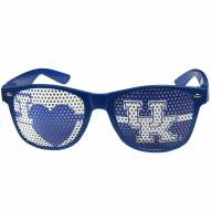 Kentucky Wildcats I Heart Game Day Shades