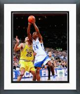 Kentucky Wildcats Jamal Mashburn 1993 Action Framed Photo