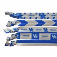 Kentucky Wildcats Knotted Hair Tie