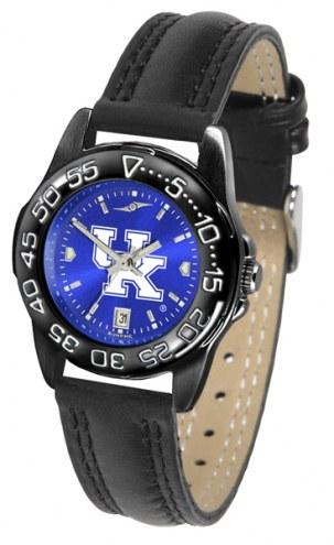Kentucky Wildcats Ladies Fantom Bandit AnoChrome Watch