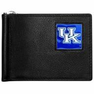 Kentucky Wildcats Leather Bill Clip Wallet