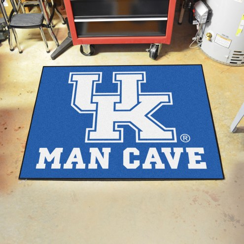 Kentucky Wildcats Man Cave All-Star Rug
