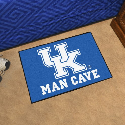 Kentucky Wildcats Man Cave Starter Mat