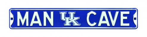 Kentucky Wildcats Man Cave Street Sign