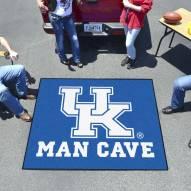 Kentucky Wildcats Man Cave Tailgate Mat