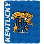 Kentucky Wildcats Mark Fleece Blanket