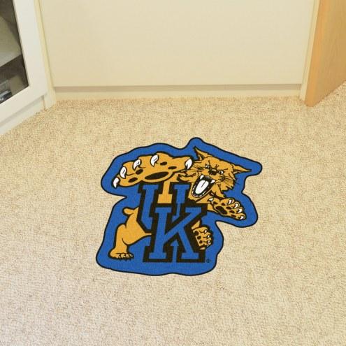 Kentucky Wildcats Mascot Mat