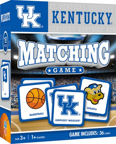Kentucky Wildcats Matching Game