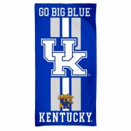 Kentucky Wildcats McArthur Beach Towel