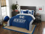 Kentucky Wildcats Modern Take Full/Queen Comforter Set