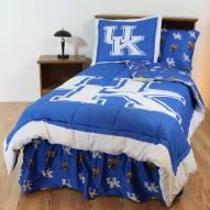 Kentucky Wildcats Bed in a Bag