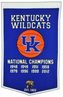 Winning Streak Kentucky Wildcats NCAA Basketball Dynasty Banner