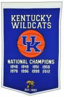 Winning Streak Kentucky Wildcats NCAA Basketball Dynasty Banner
