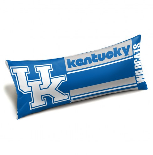 Kentucky Wildcats Seal Body Pillow