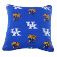 Kentucky Wildcats Outdoor Decorative Pillow