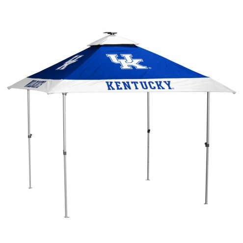 Kentucky Wildcats Pagoda Tent with Lights