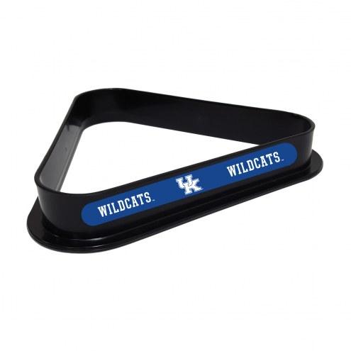 Kentucky Wildcats Pool 8 Ball Rack