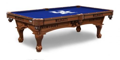 Kentucky Wildcats Pool Table